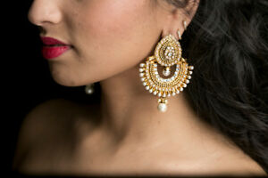 Indian clothing and costume jewellery on sale