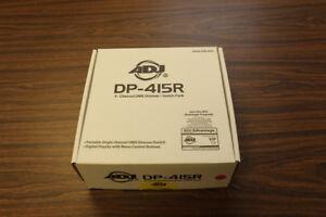 ADJ DP-415R LED dimmer