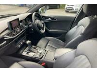 2013 Audi A6 3.0 TDI Quattro Black Edition 5dr S Tronic Auto Estate Diesel Autom
