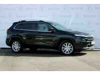 2017 Jeep Cherokee 2.2 Multijet 200 Limited 5dr Auto Estate Diesel Automatic