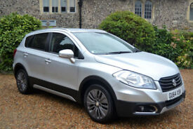 Suzuki S-Cross 1.6 DDiS ( 120ps ) SZ4, 59K MILES, FULL S/HIST, 1 OWNER, NEW MOT