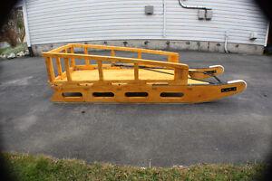snowmobile sled / slide / sleigh / komatik St. John's Newfoundland image 1
