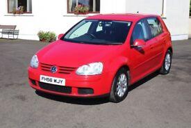 Volkswagen Golf 1.9 Tdi Match 2007 103k fsh ( Jetta passat leon a4 A3 207 308 )