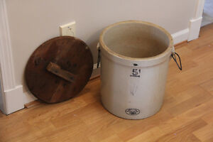Vintage Medalta Pottery Crock reduced from $48.00