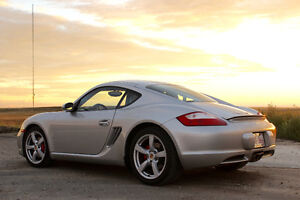 2006 Porsche Cayman S Coupe 6 SPEED MANUAL