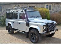 Land Rover 110 Defender 2.2I D Utility DPF XS, 77K MILES, FULL LANDROVER HISTORY