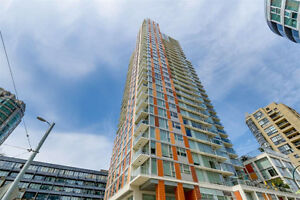 Semi-Furnished 1 Bedroom Condo in Downtown Vancouver