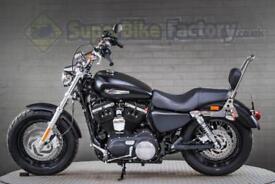 2014 64 HARLEY-DAVIDSON SPORTSTER CUSTOM LTD XL1200 CB