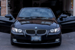 2008 BMW 335 Convertible - Original Owner Only 111 kms