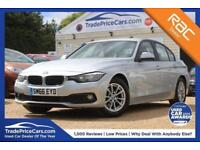 2016 BMW 3 SERIES 320D ED PLUS