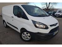 Ford Transit Custom 270 L1 2.2 TDCi 100ps Low Roof Van DIESEL FWD