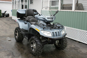 Used 2009 Arctic Cat TRV 700 H1 EFI Cruiser 2009