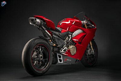 Termignoni Full Titanium Exhaust System Ducati Panigale V4 (R) (S) 2018-20