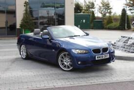 2008 08 BMW 3 SERIES 320I M SPORT 2.0 2D