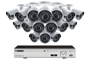 BRAND NEW LOREX HD SECURITY CAMERA SYSTEM FOR WHOLESALE
