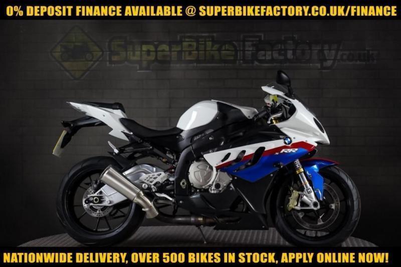 2010 10 Bmw S1000rr 1000cc 0 Deposit Finance Available