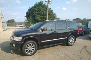 2008 QX56 $13500 cert and e tested