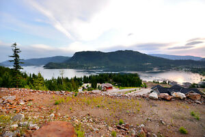 Lot with Brilliant Views in Sicamous Bayview Estates