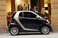 2008 Smart Fortwo Passion Coupe (2 door) with Webasto Heater