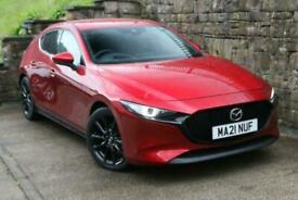 image for 2021 Mazda Mazda3 2.0 Skyactiv X MHEV GT Sport Tech 5dr Auto AWD Hatchback Petro