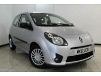2011 61 RENAULT TWINGO 1.1 EXPRESSION 3D 75 BHP