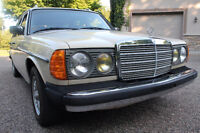 1980 Mercedes-Benz 300-Series Wagon