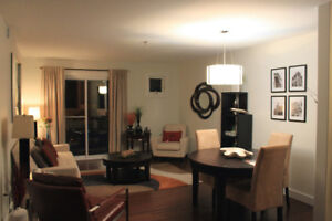 Profesionally Desgned 2 Bdr Condo in Bedford