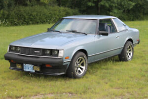 *****RARE**** Canadian 1981 Toyota Celica GT Coupe 5 Speed...!
