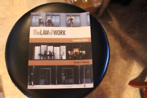'The Law of Work' Textbook (LAB2P03)