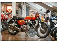 Honda CB750 Original Unrestored Sandcast Model used
