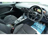 2017 Audi TT 2.0 TDI Black Edition S Tronic quattro (s/s) 3dr Coupe Diesel Autom