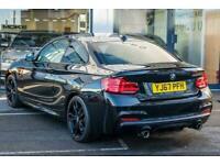 2018 BMW 2 Series M240i 2dr [Nav] Step Auto COUPE Petrol Automatic