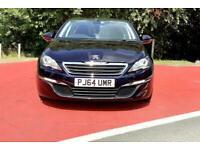 2014 Peugeot 308 1.6 HDi 92 Active 5dr Hatchback Diesel Manual