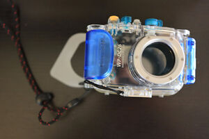 Canon WP-DC26 Diving Underwater Housing Camera Case