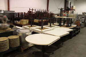 Mortons Steakhouse Furniture Auction