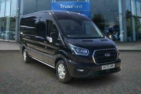 2020 Ford Transit 350 Limited AUTO L3 LWB H2 Medium Roof FWD 2.0 EcoBlue 130ps,