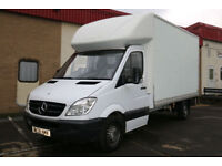 Mercedes-Benz Sprinter LUTON BODY TAILLIFT TAIL LIFT VAN