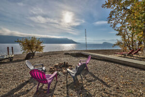 Paradise Point - Shuswap Vacation Rental