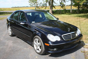 2006 Mercedes-Benz C-Class C350 Sport Sedan