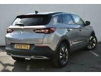 2020 Vauxhall Grandland X 1.2 Turbo SRi Nav 5dr Hatchback Hatchback Petrol Manua
