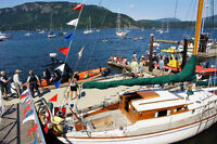 32nd Annual Wooden Boat Festival