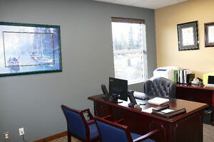 St. Albert Executive Office Space For Lease on St. Albert Trail