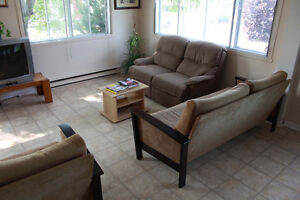 Studio style furnished rooms all included