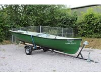 18 Foot Fishing Boat