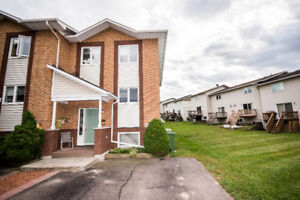 Clean 3 bedroom home with double paved driveway
