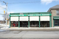 Prime Commercial Space for Lease in Downtown Arthur