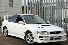 Subaru Impreza STI FRESH IMPORT HIGH GRADE HIGH QUALITY RUST FREE CLASSIC
