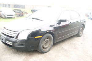 2007 FORD FUSION 146K