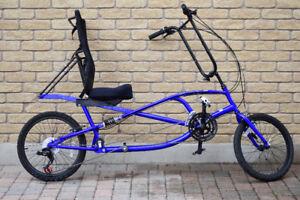 Sun EZ Rider SX Recumbent Bicycle
