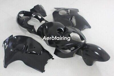 Fairing Bodywork Body Kit for GSX1300R Hayabusa Busa GSXR1300 1999-2007 Black
